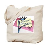 Poker Princess Tote Bag