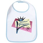 Poker Princess Bib