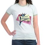 Poker Princess Jr. Ringer T-Shirt