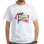 Poker Princess White T-Shirt