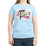 Poker Princess Women's Pink T-Shirt