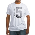 Level 5 Fitted T-Shirt