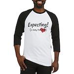 Expecting! Haiti adoption Baseball Jersey