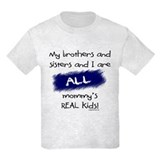 All are real kids T-Shirt