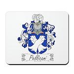 Pellicani Family Crest Mousepad