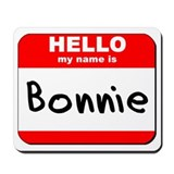 Hello my name is Bonnie Mousepad