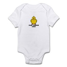 Park Ranger Chick Infant Bodysuit