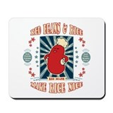 Red Bean Chef Mousepad