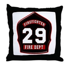 FD29 Throw Pillow