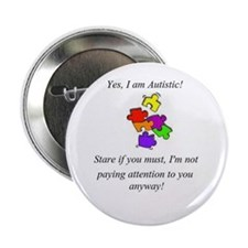 "Autism 2.25"" Button"