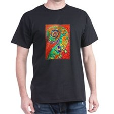 German Bass Scroll 2 Signature T-Shirt