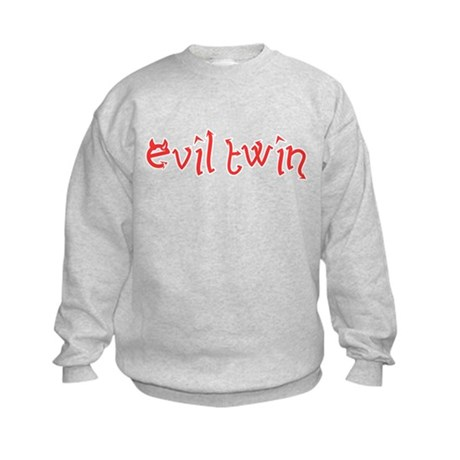 Evil Twin Kids Sweatshirt
