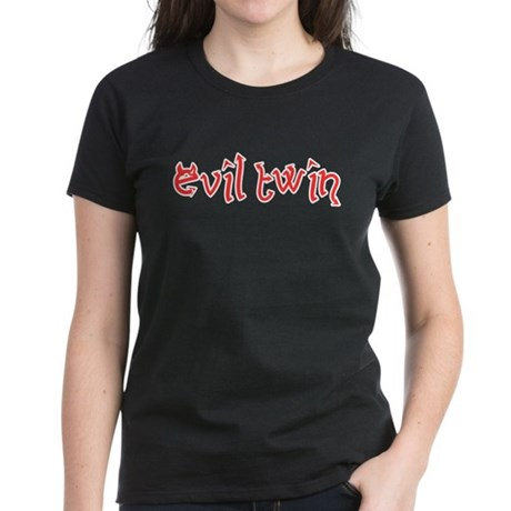 Evil Twin Womens T-Shirt