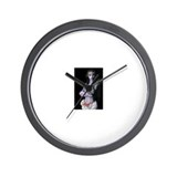 Anti- Bush Wall Clock