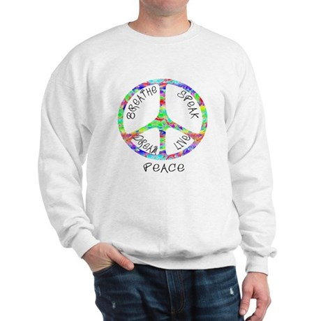 Live Peace Sweatshirt
