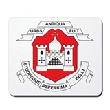 Limerick Coat of Arms Mousepad