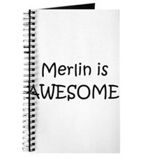 Unique Merlin Journal