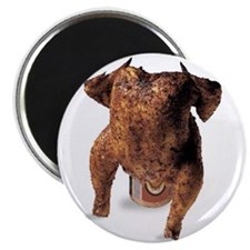 "Funny Barbeque 2.25"" Magnet (10 pack)"