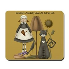Exceedingly, Abundantly Mousepad