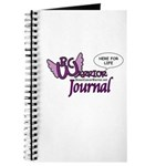 "BC Warrior ""Here For Life"" Journal"
