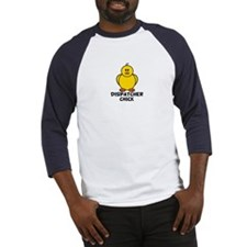 Dispatcher Chick Baseball Jersey