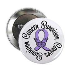 "General Cancer Awareness 2.25"" Button"