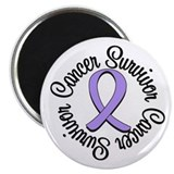 "General Cancer Awareness 2.25"" Magnet (10 pac"