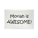 Moriah Rectangle Magnet (10 pack)