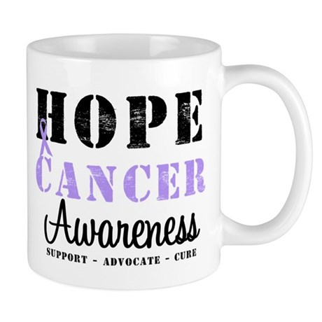 General Cancer Awareness Mug