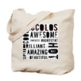 Cool Dci Tote Bag