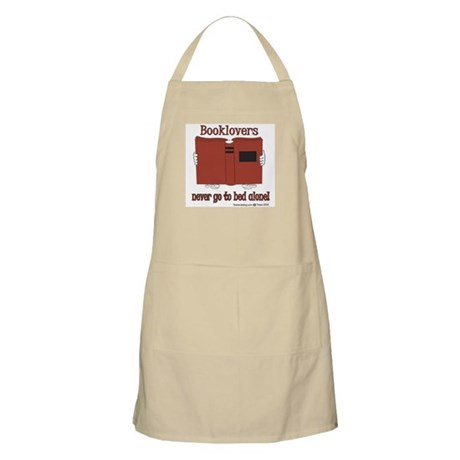 Never go to Bed Alone BBQ Apron