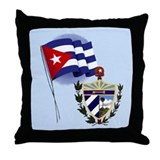 Cuban Pride Throw Pillow