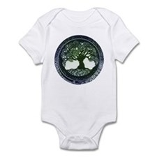 Tree of Life Mandala Infant Bodysuit