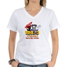 WKIT Women's V-Neck T-Shirt