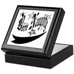 Born Naughty Keepsake Box
