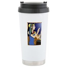 Isis Egyptian Magick Ceramic Travel Mug