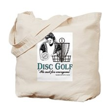 Unique Discgolf Tote Bag