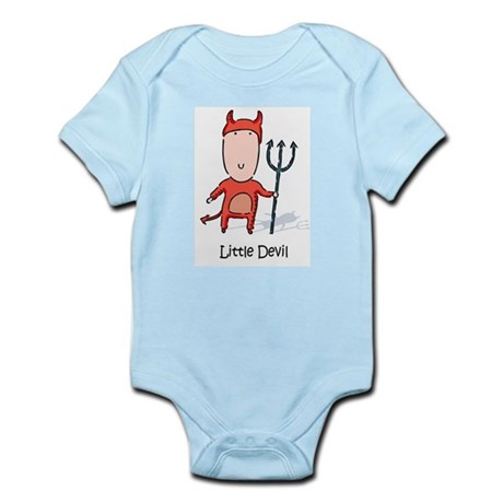 Little Devil Infant Bodysuit