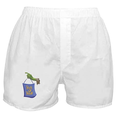 Trick or Treat Boxer Shorts
