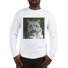 Snow Leopard M002 Long Sleeve T-Shirt