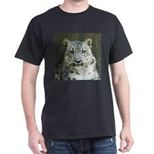 Snow Leopard M002 T-Shirt