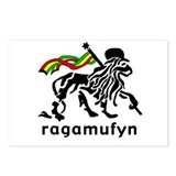 Ragamufyn Postcards (Package of 8)