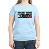 Hockey Moms Rock T-Shirt