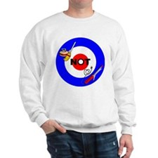 Curling NOT Curling Sweatshirt
