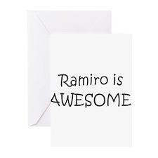 Cute I love ramiro Greeting Cards (Pk of 10)
