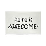Raina Rectangle Magnet (10 pack)
