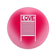 "Washboard Love 3.5"" Button (100 pack)"