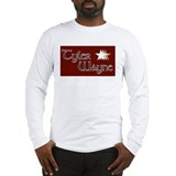 Funny Cd cover Long Sleeve T-Shirt