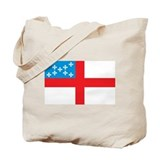 Episcopal Flag Tote Bag