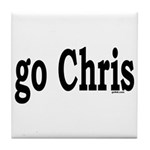 go Chris Tile Coaster